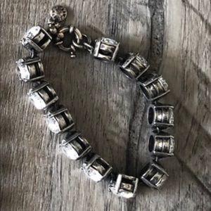Jcrew Swarovski bracelet